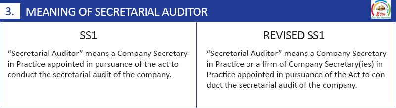 Secretarial Standard 1c