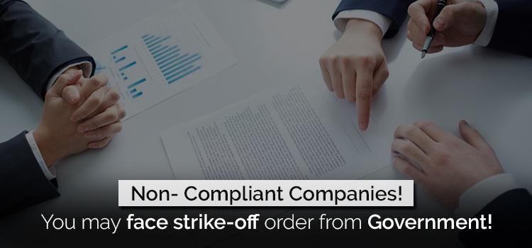 Non-Compliant Companies !