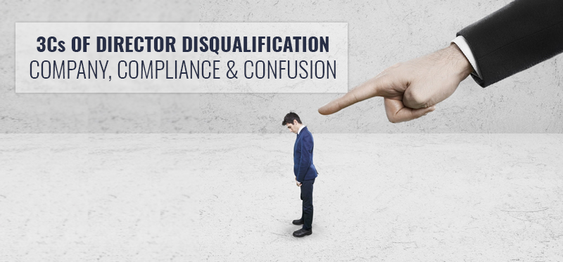 DIRECTOR DISQUALIFICATION