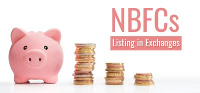 NBFCs Listing in Exchanges