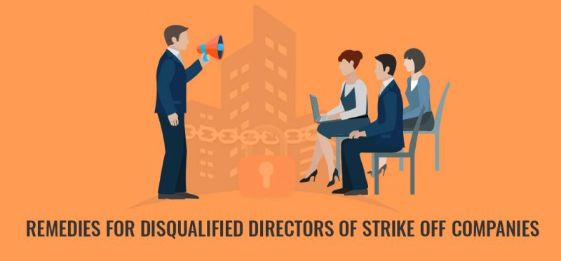 Remedies for Disqualified Directors