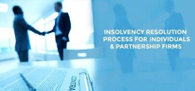 Insolvency Resolution Process