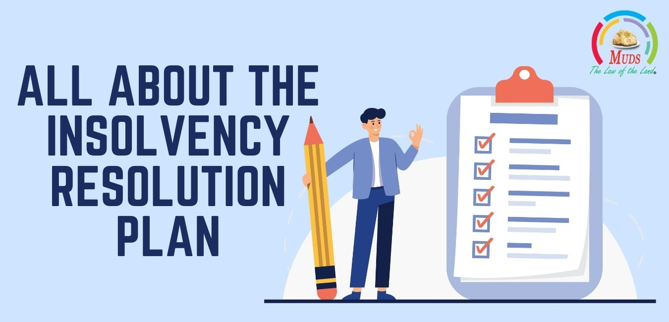 All About the Insolvency Resolution Plan