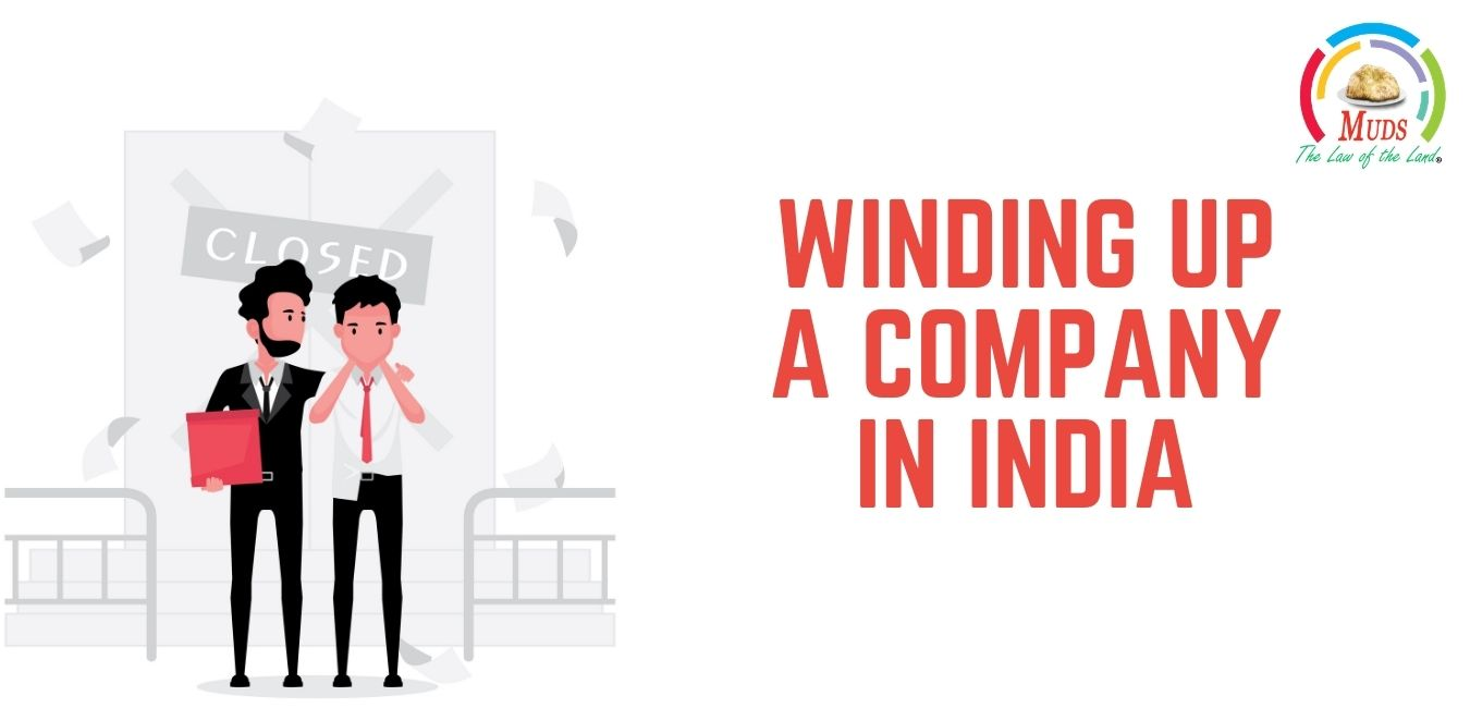Winding up a Company in India