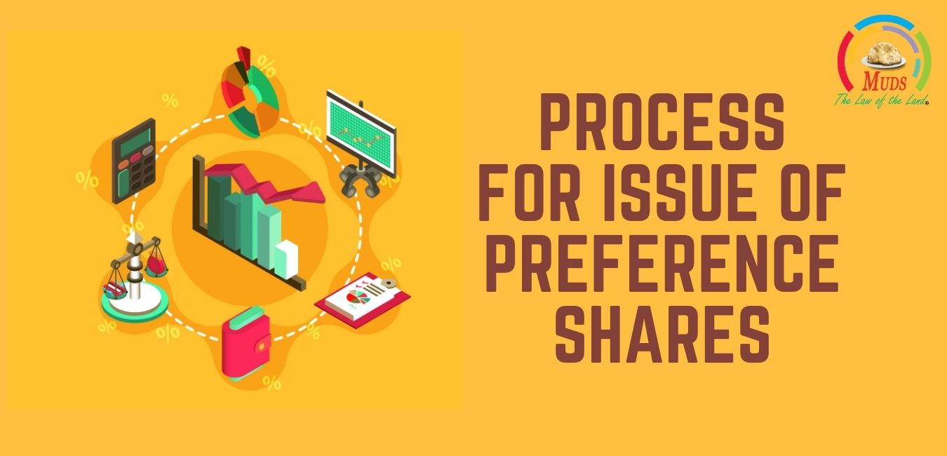 Process for Issue of Preference Shares
