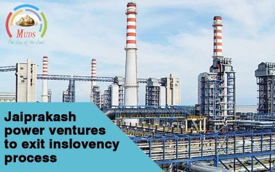 Jaiprakash Power Ventures to exit Insolvency Process
