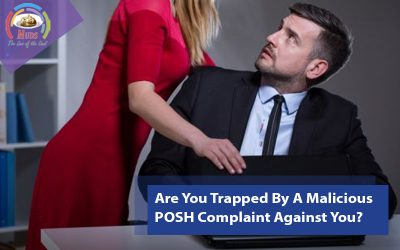 Are You Trapped By A Malicious POSH Complaint Against You?