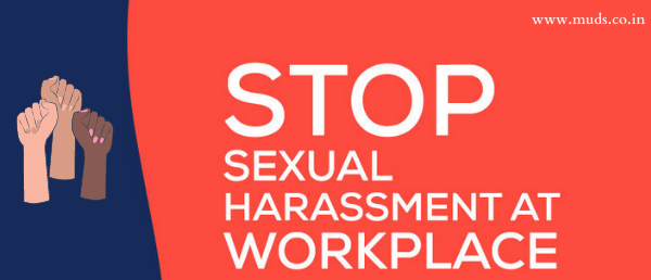 stop sexual harassment at work place