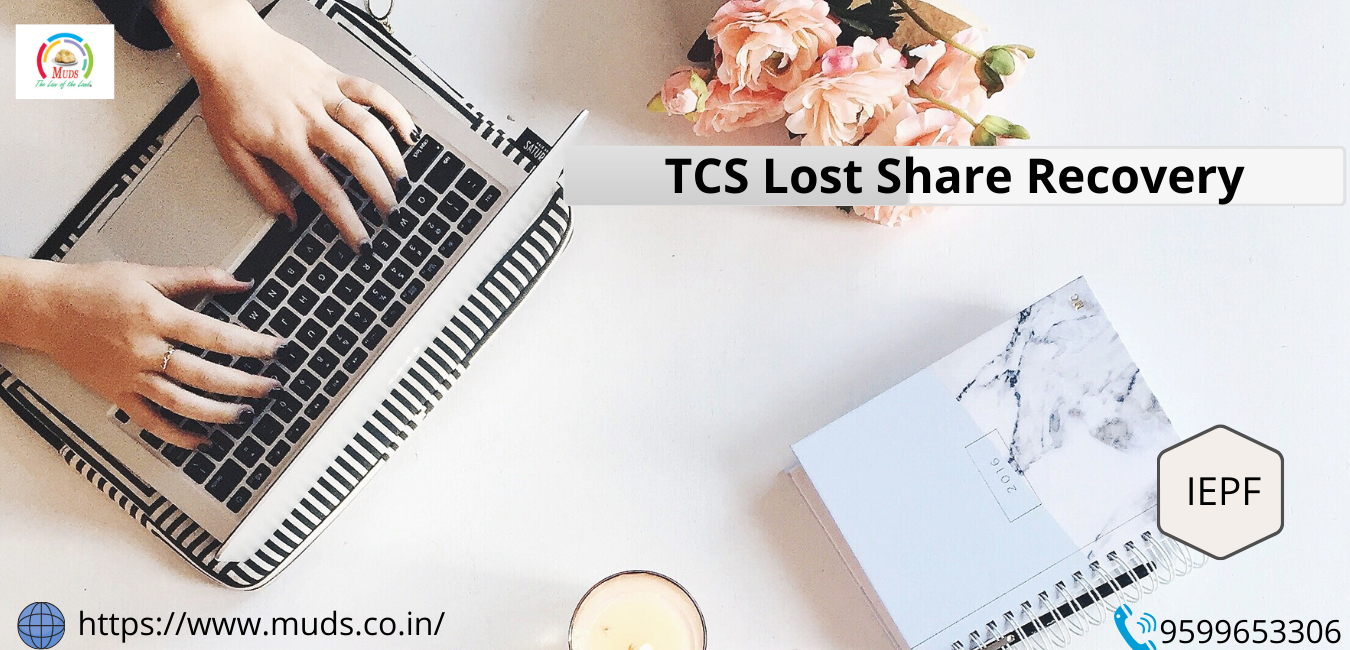 lost shares of TCS