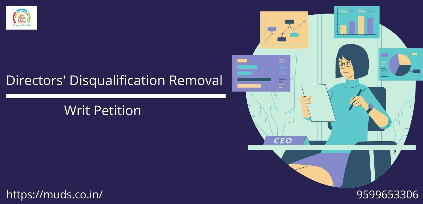 removal of director disqualification