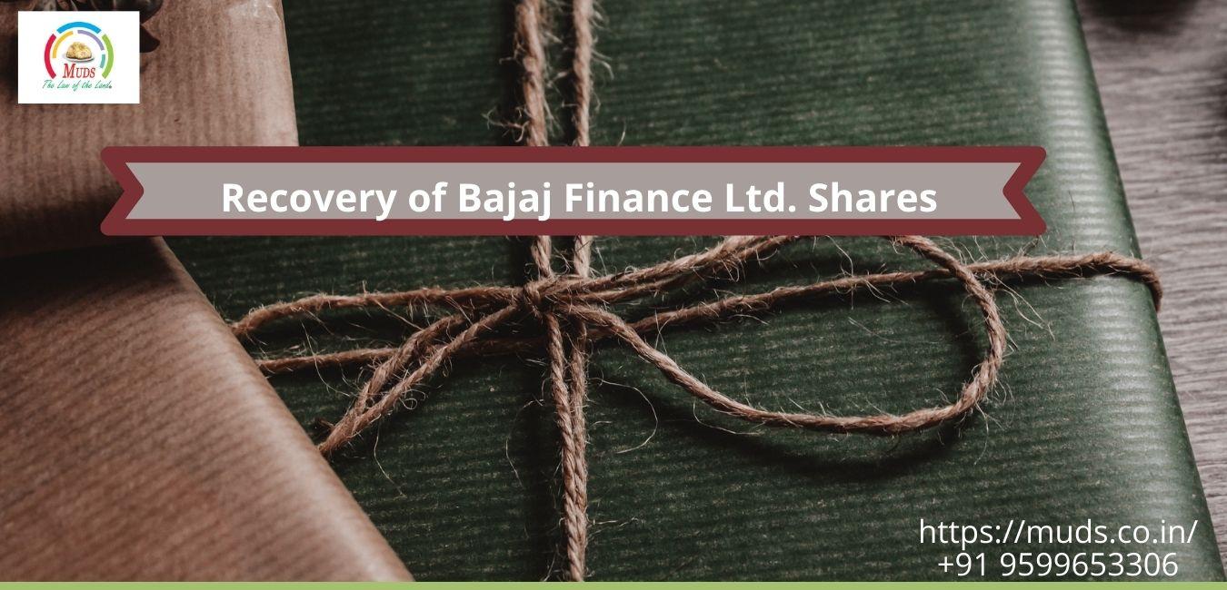 Bajaj Shares