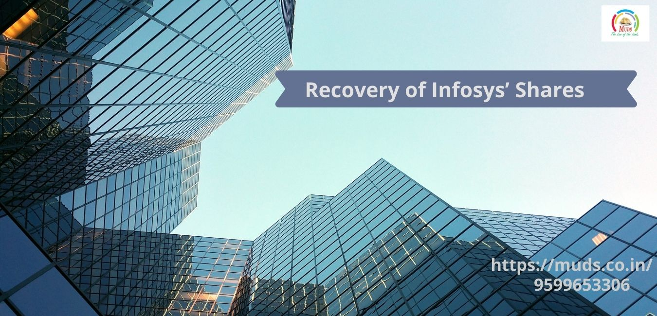 Infoys Shares Recovery