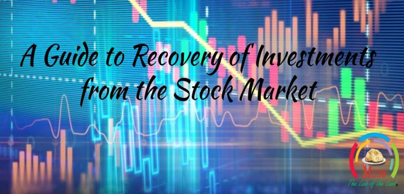 Recovery of Investments from Stock Market
