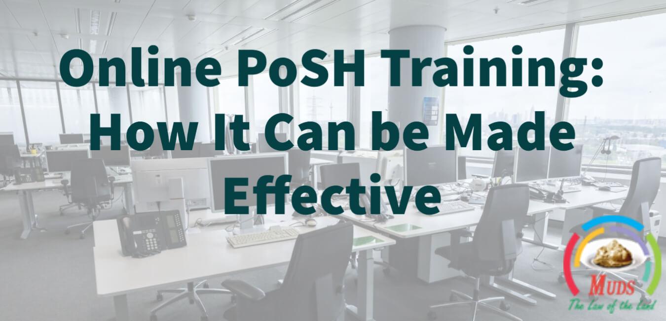 Online PoSH