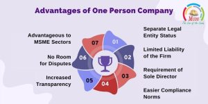 Advantages of One Person Company