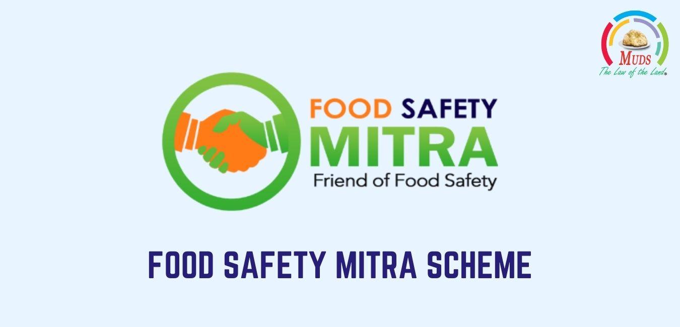 Food Safety Mitra Scheme
