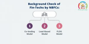Background Check of Fin-Techs by NBFCs