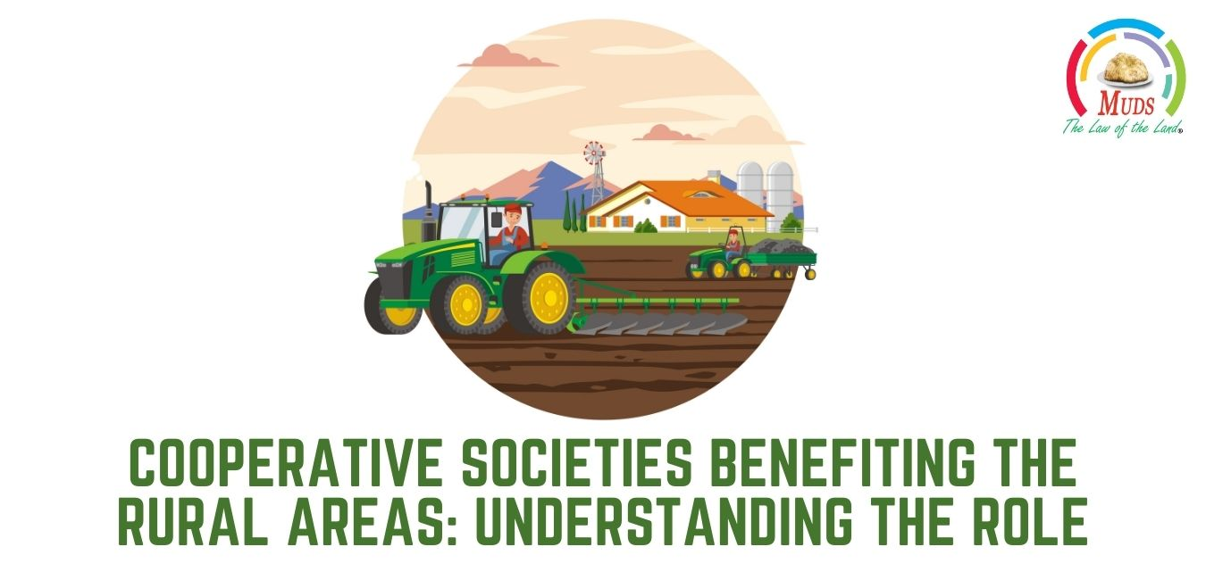 COOPERATIVE SOCIETIES BENEFITING THE RURAL AREAS