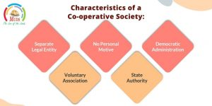 Characteristics of a Co-operative Society
