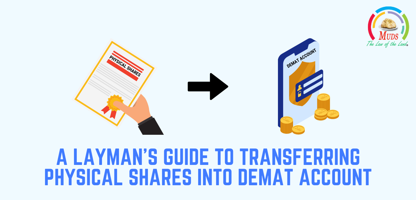 Guide to Transferring Physical Shares into Demat Account