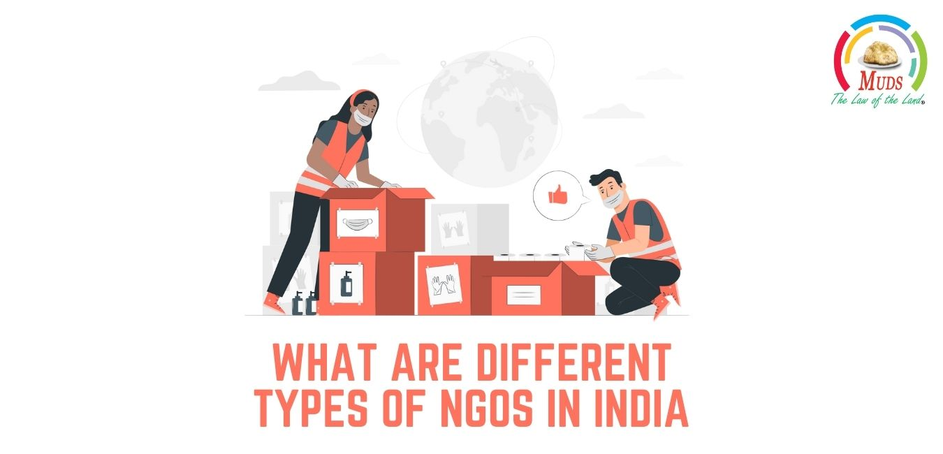 What Are Different Types of NGOs in India