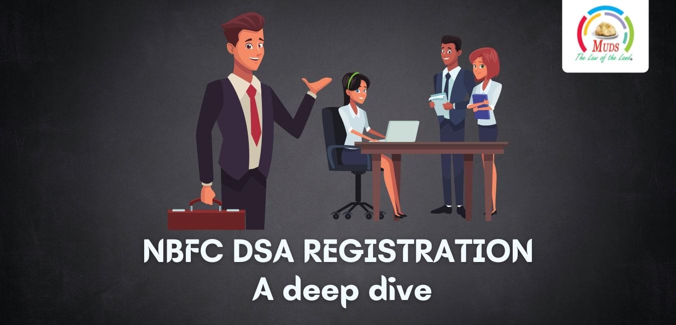 NBFC DSA REGISTRATION_ A deep dive